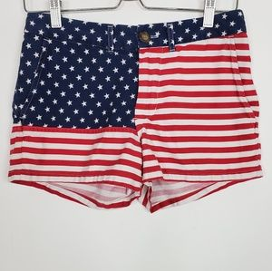 Chubbies Mericas Womens Shorts Small
